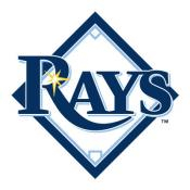 Tampa Bay Rays MLB Baggo Game