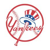 New York Yankees MLB Baggo Game