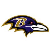 Baltimore Ravens NFL Baggo Games