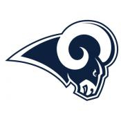Los Angeles Rams NFL Baggo Games