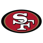 San Francisco 49ers NFL Baggo Games